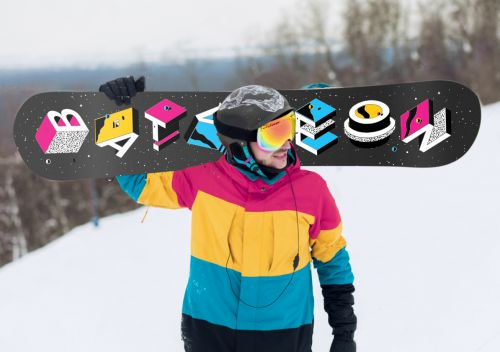 BATALEON SNOWBOARD ARTWORKS